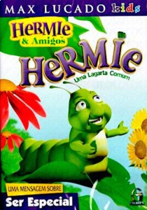 Hermie - Uma lagarta comum